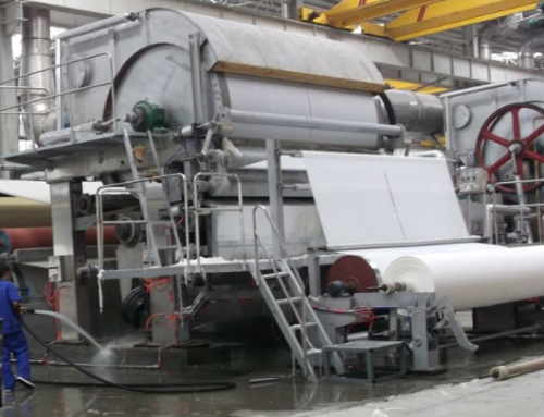 Cómo lograr la hidroeficiencia en el sector papel